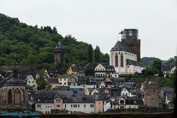 Rhine Valley Castle